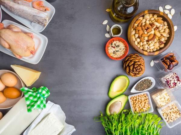 Lebensmittel, die essentielle Aminosäuren enthalten
