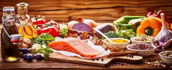 Mediterrane Ernährung - gesunde Lebensmittel
